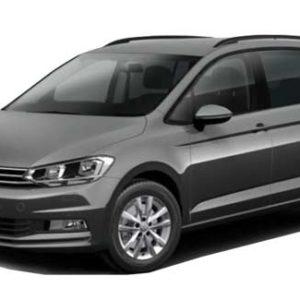 VW Touran Langzeitmiete