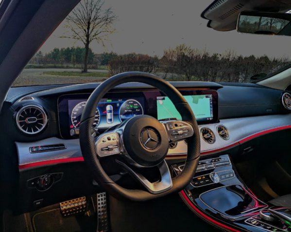 Steigen Sie ein in unsere Langzeitmietwagen von Mercedes-Benz
